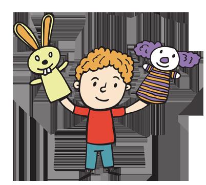 Teatro e Burattini per Bambini