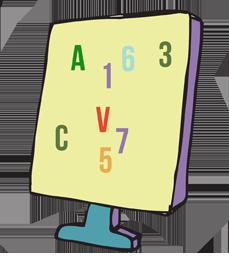 Lettere e Numeri per Giocare