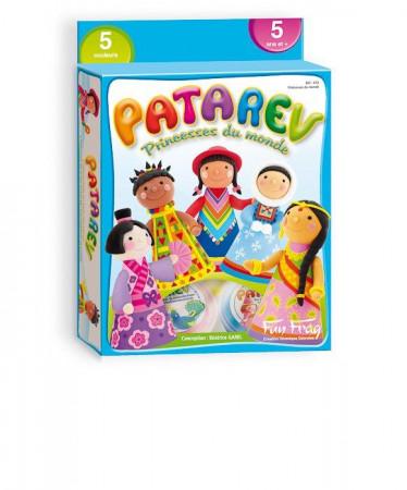 Pasta Patarev Principesse del Mondo