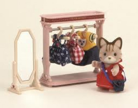 Sylvanian Families Stand Abiti