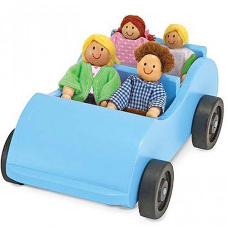 Auto in Legno per Bambini
