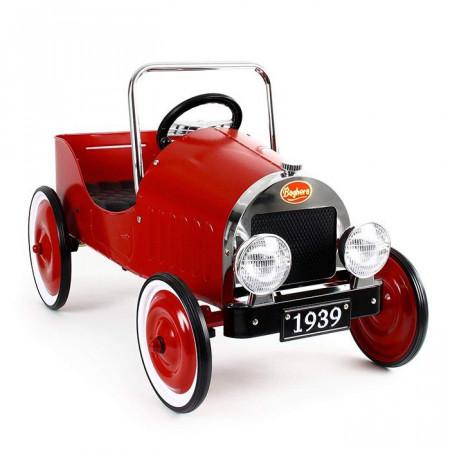 Macchina a Pedali Classica Rossa Baghera 1938