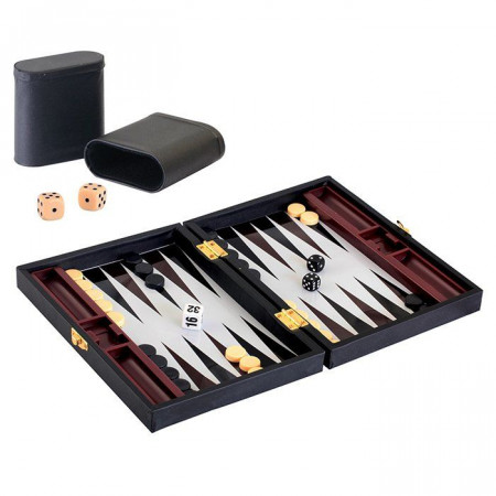 Backgammon Magnetico da Viaggio Natural Games