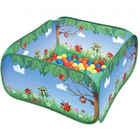 Box con Palline Colorate
