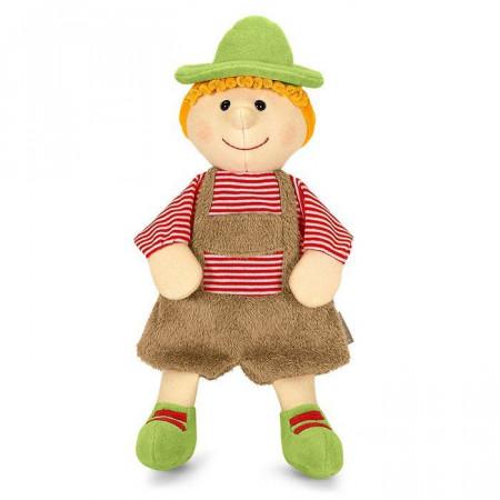 Marionetta giocattolo Contadino