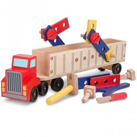 Camion Giocattolo Set Costruzioni