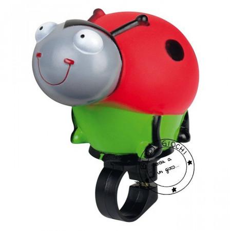 Campanello per Bicicletta per Bambini Coccinella