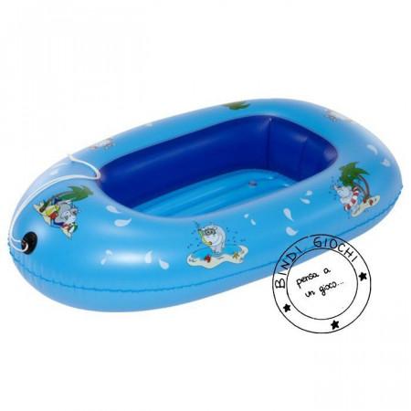 Canotto Gonfiabile per Bambini Baby Hippo