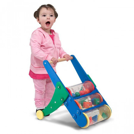 Carrello Tira e Spingi Melissa and Doug