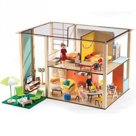Casa delle Bambole Cubic Djeco