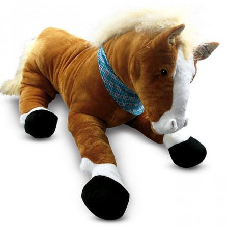 Cavallo Peluche Gigante