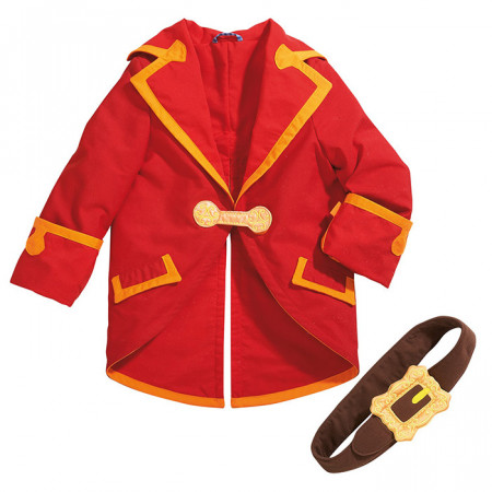 Vestito da Pirata Haba Capitano Settemari 5725