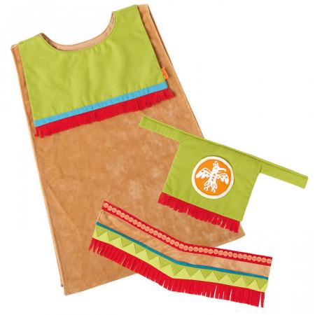 Vestito da Indiano Haba Aquila Coraggiosa 5777