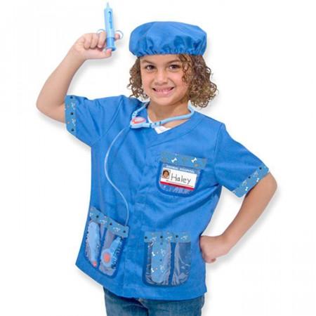 Costume da Veterinario per Bambini. Melissa & Doug 14850