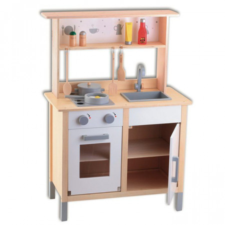 Cucina in Legno per Bambini di Beeboo - un bel regalo per bambini