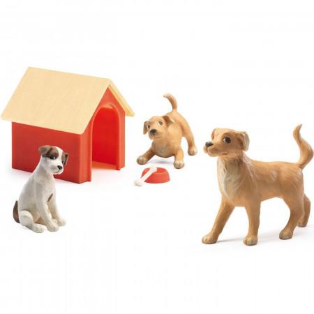Casa delle Bambole Gioco Cani Djeco
