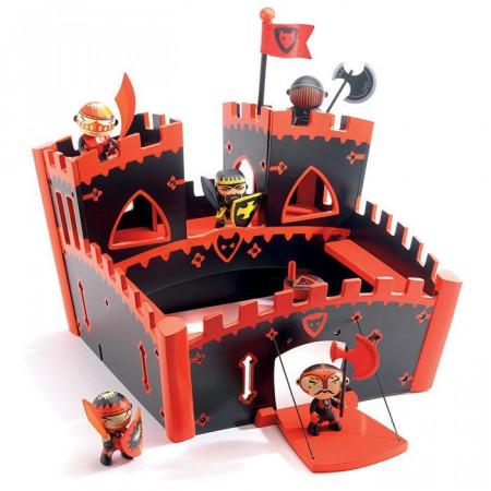 Castello In Legno Arty Toys Djeco
