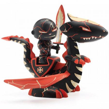 Djeco Arty Toys Drago e Volcano