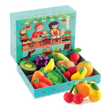 Frutta e Verdura Djeco