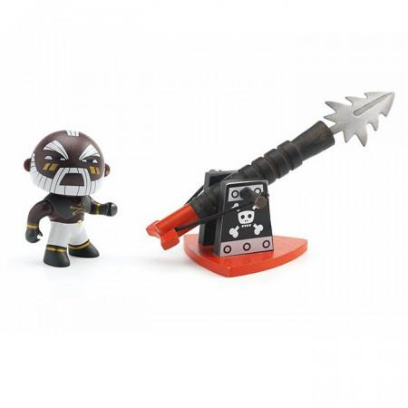 Djeco Arty Toys Pirata