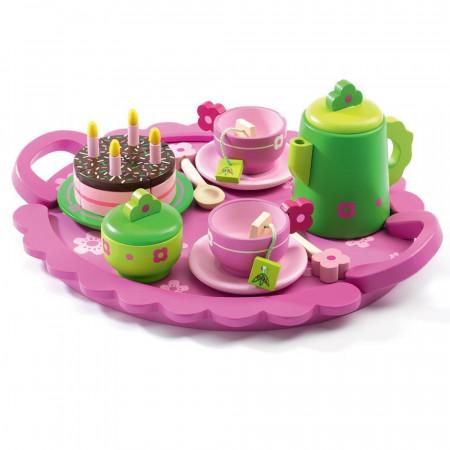 Djeco Servizio da Tè Compleanno