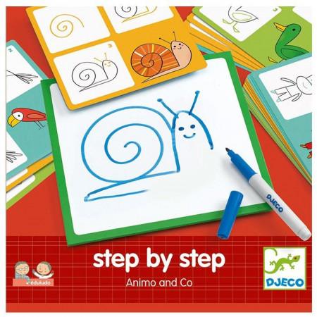 Impara a Disegnare Djeco