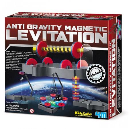 Esperimenti Anti-Gravità e Lievitazione