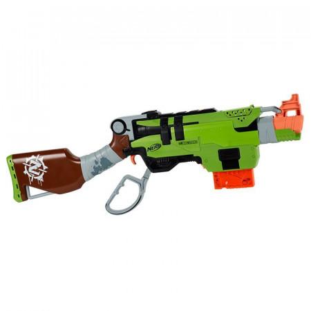 Nerf Zombie Strike Pistola Slingfire Blaster