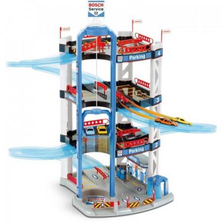 garage giocattolo a quattro piani di klein un bel regalo