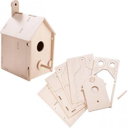 Kit per Costruire Nido Uccelli