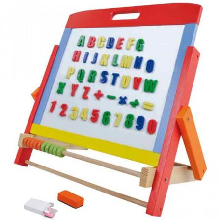 Lavagna Magnetica da Tavolo per Bambini
