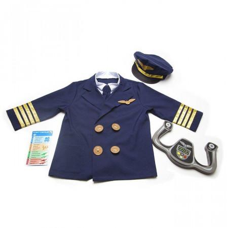Costume da Pilota di Aerei