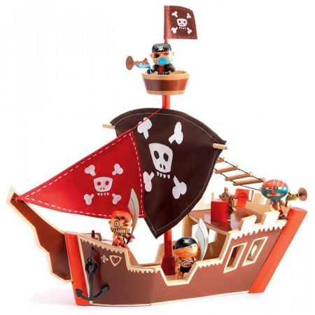 Nave dei Pirati Giocattolo Arty Toys Djeco