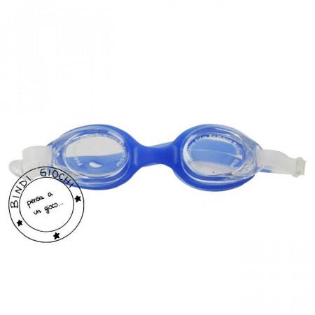 Occhialini da Nuoto per Bambini. In Silicone