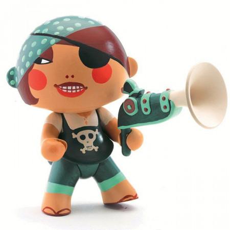 Djeco Arty Toys Pirata Caraiba