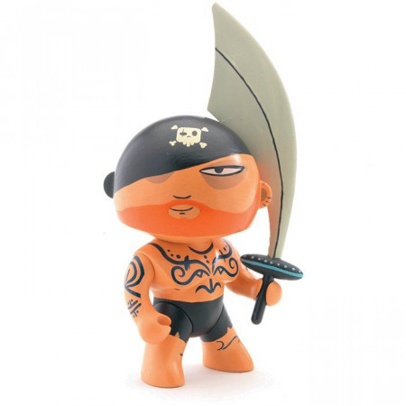 Djeco Arty Toys Pirata Tatoo