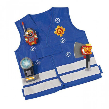Costume SAM il Pompiere