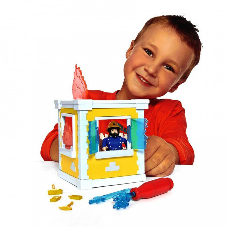 SAM il Pompiere Torre di Addestramento