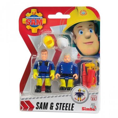Personaggi SAM il Pompiere