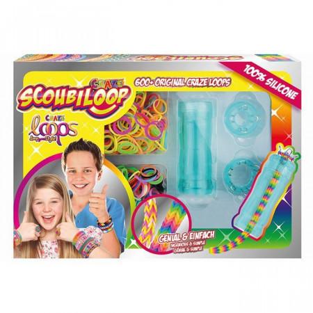 Crea i Tuoi Bracciali Craze Loops Scoubiloop 51499