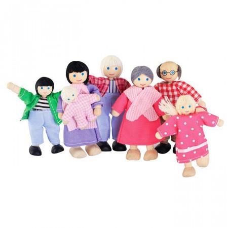 Personaggi per Casa delle Bambole