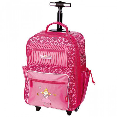 Trolley per Bambine Pinkey Princess