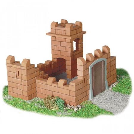 Castello in Mattoni Gioco per Bambini