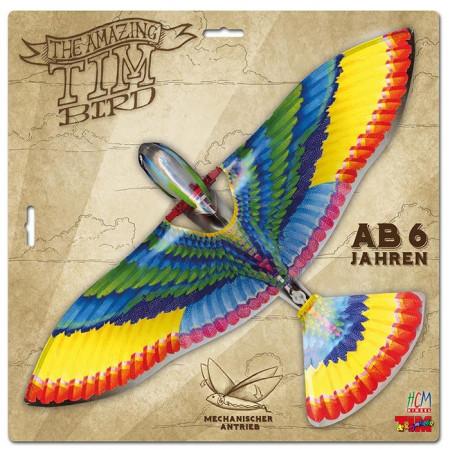 Uccello Meccanico Volante Tim Bird