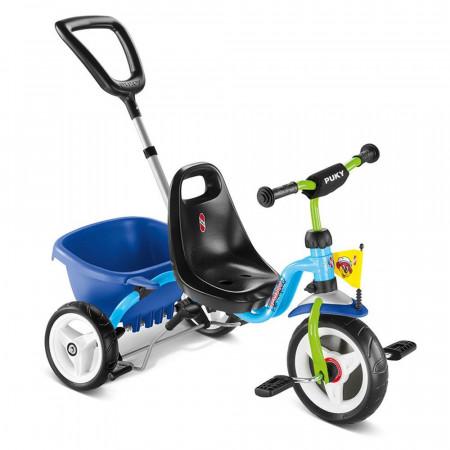 Triciclo Puky Azzurro
