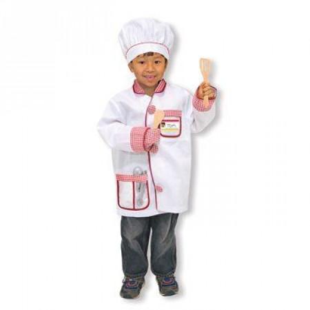 Vestito da Cuoco di Melissa Doug - un bel regalo per bambini 98943f11738a