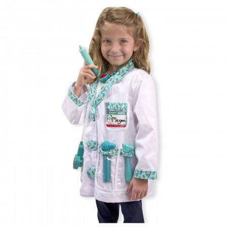 Vestito da Dottore per Bambini