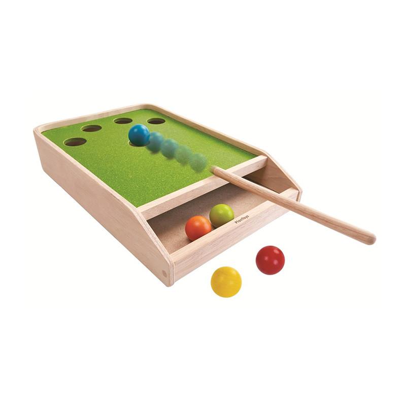 Biliardo da Tavola per Bambini di Plan Toys - un bel ...