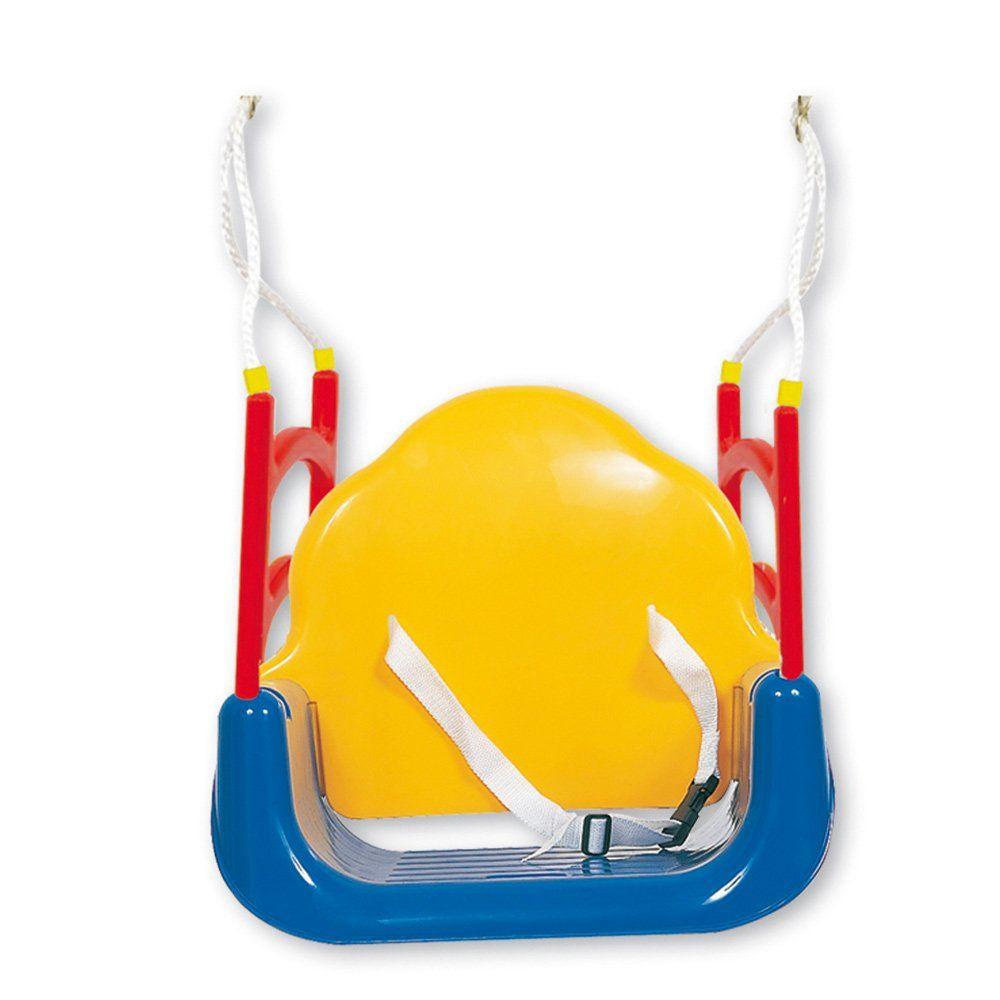 Altalena in plastica per bambini 3 in 1 di spielmaus un bel regalo p - Casa plastica per bambini ...
