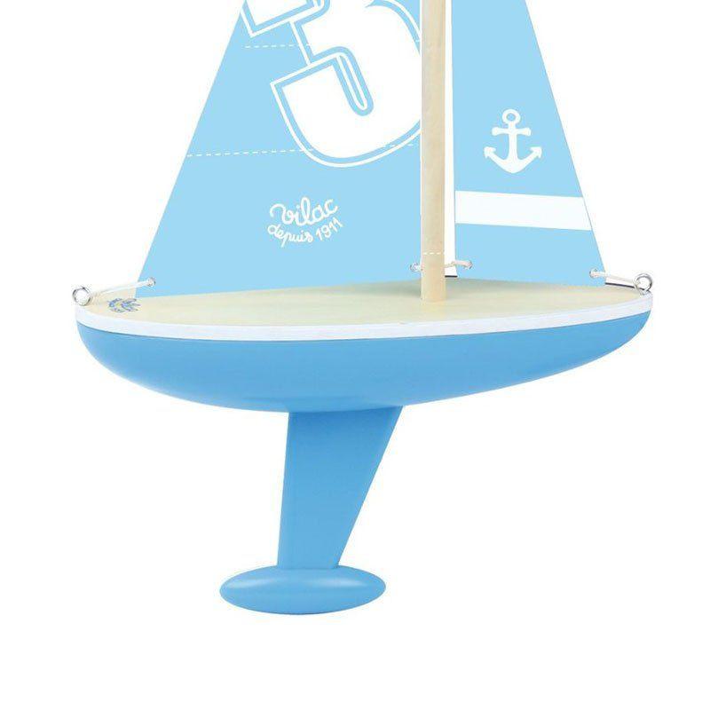 Barca a vela giocattolo di vilac un bel regalo per bambini for Accessori per barca a vela